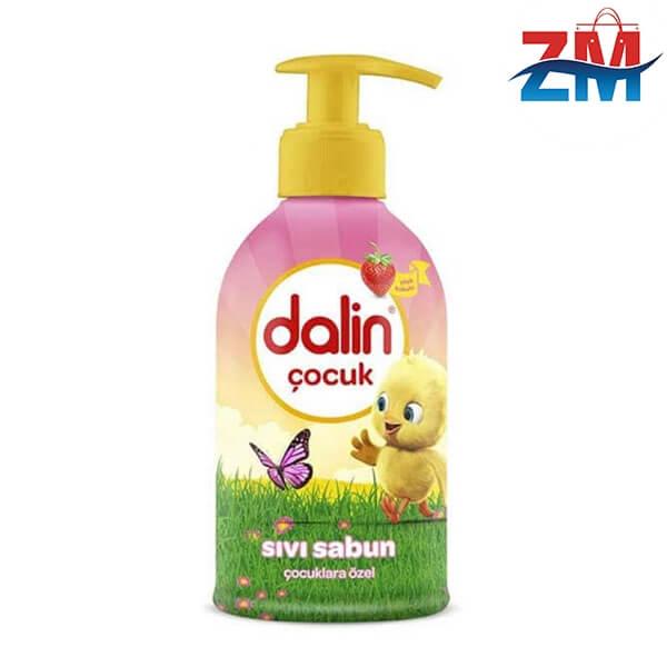صابون-مایع-بچه-دالین