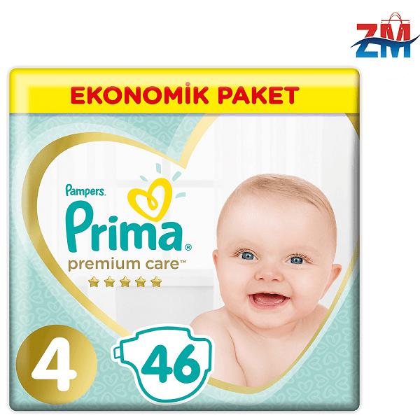 پوشک-پریما-مدل-premium-care-سایز-4-بسته-46-عددی-600x600