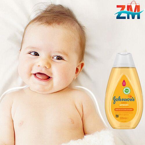 شامپو - بچه - جانسون - مدل bebek