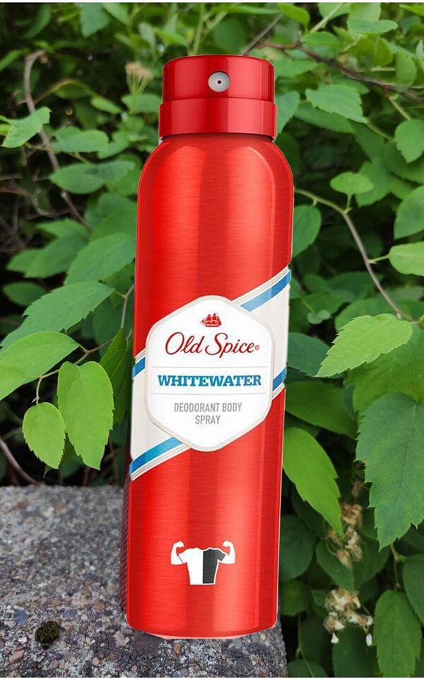 اسپری-ضد-تعريق-الد اسپايس-مدل-Whitewater