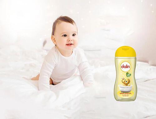 شامپو سر بدن کودک دالین ( dalin)
