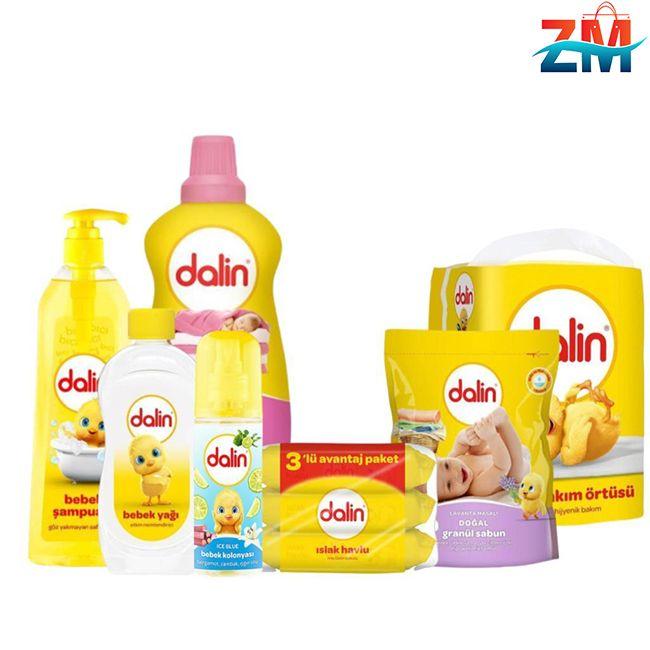 محصولات-بهداشتی-دالین